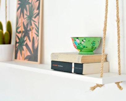 Instalar prateleiras - DIY