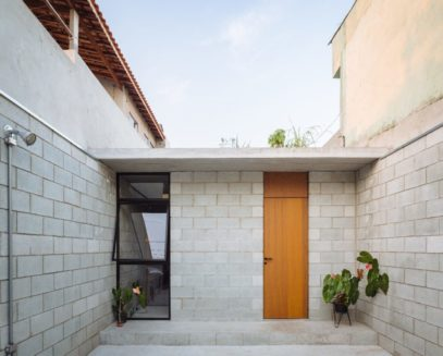 Projeto casa Vila Matilde